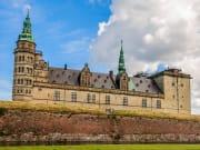 Denmark Helsingor Kronborg Castle