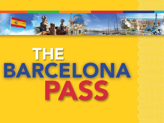 Barcelona Pass Front 2016 visual