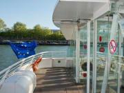 Seine shuttle rear terrace