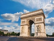 France, Paris, Arc de Triomphe