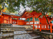 Kasuga Taisha shrine in Nara