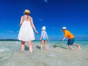 Palau_Beach_Resort_Rock_Islands_Long_Beach_Kids