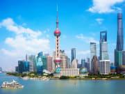 Huangpu River Cruise Ticket Pudong