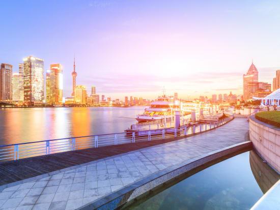 Shanghai Huangpu River Cruise Ticket Shanghai Tours Activities