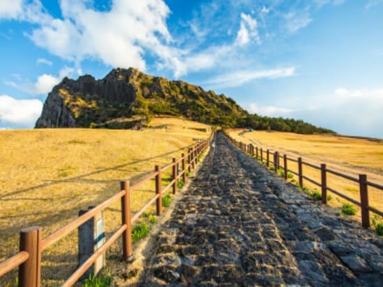 Eoseungsaengak Trail in Jeju