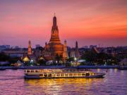 Bangkok_Chao Phraya Cruise_shutterstock_496770685