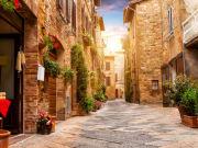 Tuscany streets