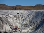 Iceland, Glacier Hiking
