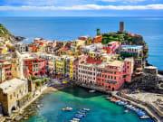 Terra of Vernazza in Cinque Terre