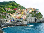 Cinque Terre from afar