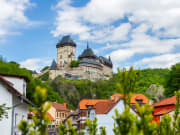 Czech Republic Karlštejn Castle