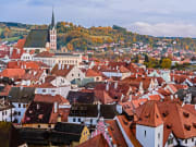 Czech Republic Cesky Krumlov sightseeing tour