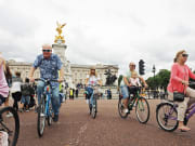 Bike tour, London