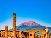 Pompeii ruins Vesuvius (1)