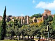 Malaga - Alcazaba