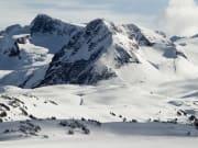 Snowbus mountain