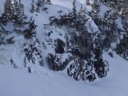 Snowbus landscape