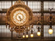 Inside Musee d'Orsay