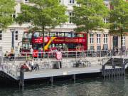 Copenhagen hop on hop off sightseeing bus tour