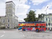 tallinn estonia hop on hop off bus tour