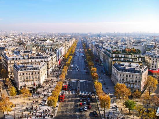 Paris small group tour