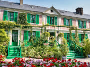 Claude Monet's house in Giverny