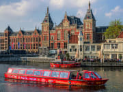 amsterdam city sightseeing hop on hop off boat
