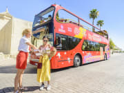 cordoba spain hop on hop off sightseeing bus tour