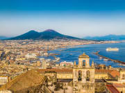Naples + Vesuvius tour