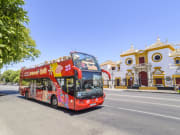 seville spain hop on hop off sightseeing tour