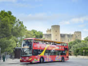 mallorca sightseeing bus tour hop on hop off