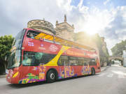 majorca hop on hop off sightseeing bus tour
