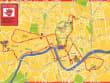 Krakow-Map