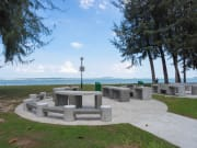 Changi Beach Park  singapore changi tour