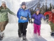 Deep-Powder-on-the-Snowshoeing-Tour-to-Marble-Canyon