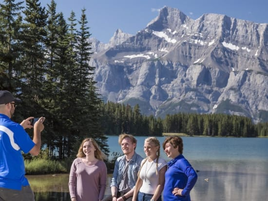 Discover-Banff-and-Its-Wildlife-Photos-at-Two-Jack-Lake