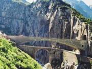 Teufelsbrücke, Schöllenen Gorge, Devil's Bridge