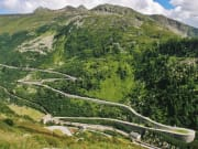 Furka Pass, swiss alps, switzerland, grimsel