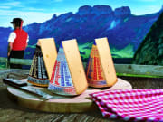 Appenzell, Appenzeller, Cheese, Switzerland
