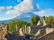 Mt. Vesuvius, Pompeii