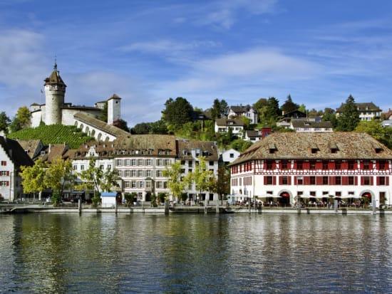 Rhine Falls and Stein am Rhein Afternoon Tour from Zurich tours,  activities, fun things to do in Zurich(Switzerland) VELTRA