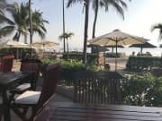 Nha Trang Beach Restrant Outside