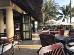 Nha Trang Beach Restrant Outside2