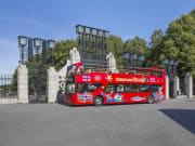 oslo norway hop on hop off sightseeing bus tour