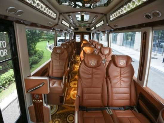 Limousine Fuso by Alisa Cruise2