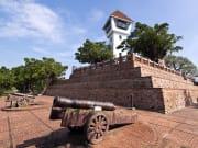 台南/安平古堡展望台