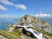 Hotel Bellevue, Mount Pilatus, swiss alps