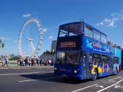 hop on, hop off, bus, london, uk, england, britain