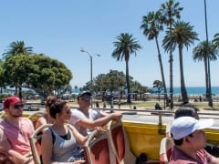 USA_Los Angeles_Beach view_Sightseeing Tour