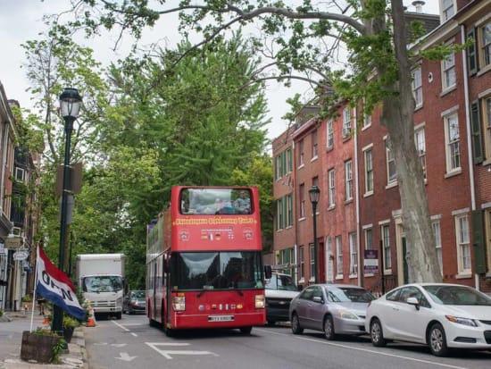 USA_Philadelphia_City Sightseeing_Hop on Hop off